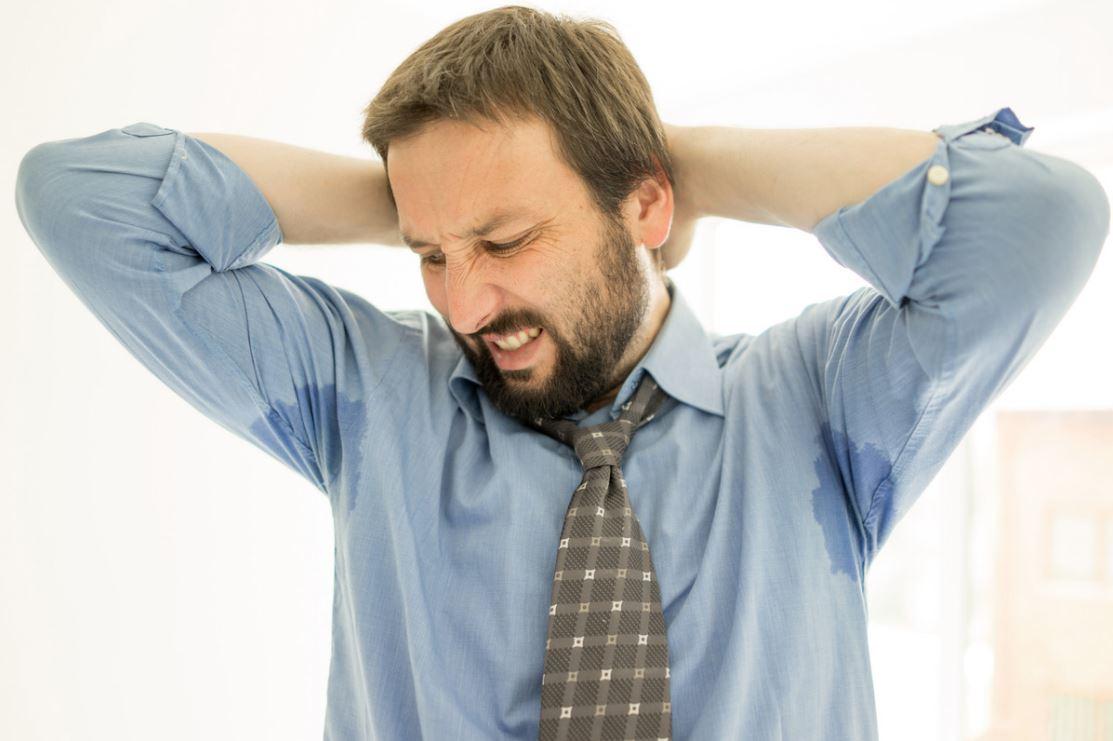 Varför svettas jag så mycket?